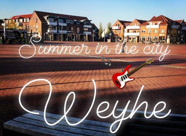 8.8.19 Summer in the City – Weyhe